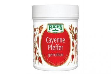 Fuchs Cayenne Pfeffer gemahlen