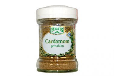 Fuchs Cardamom gemahlen