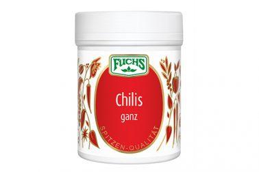 Fuchs Chilis ganz