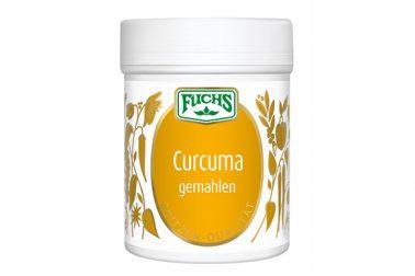 Fuchs Curcuma gemahlen