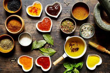 Foodpairing mit Gewürzen