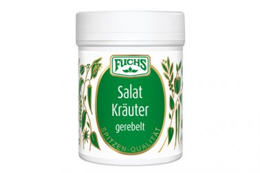 Salat Kräuter gerebelt