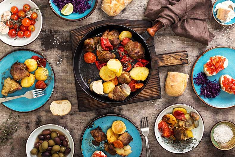Gerichte aus Italien