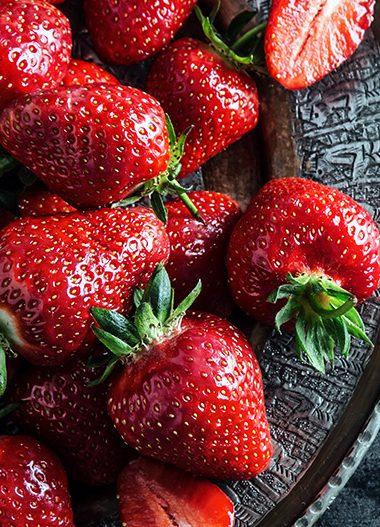 Very Berry Erdbeere