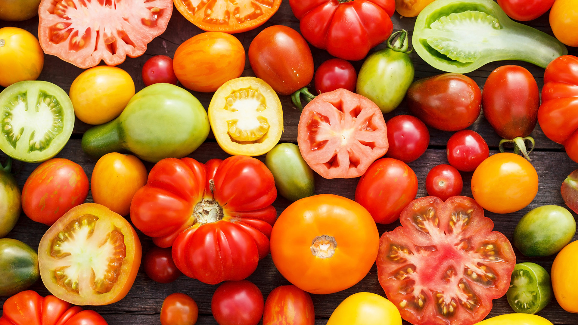 Trend-Tomatenraritäten