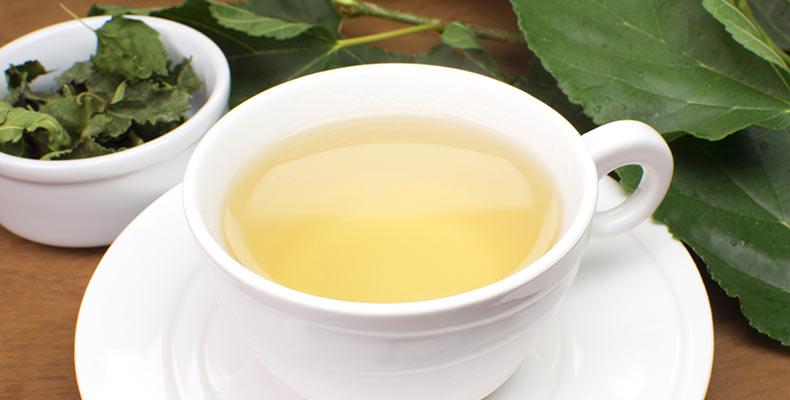 Tee aus Brombeerblätterm