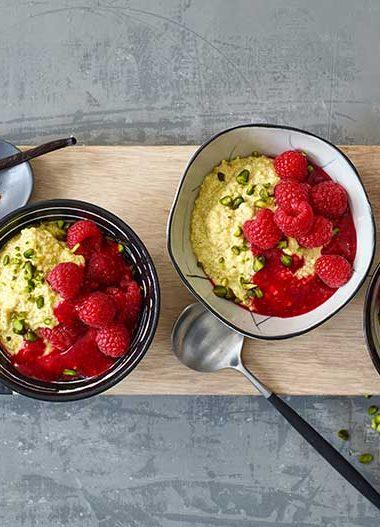 Safran-Porridge