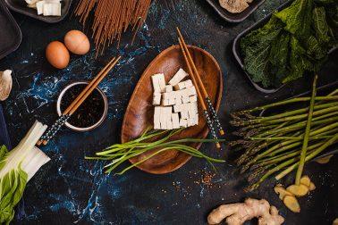 Tofu zubereitung