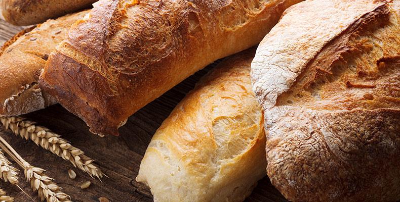 Maillard Reaktion bei Brot