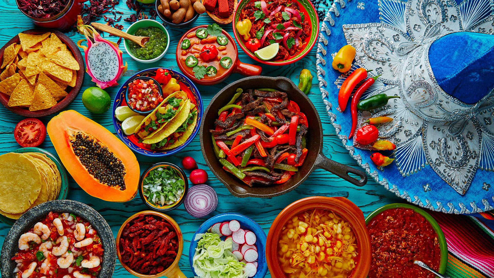 Dia de los Muertos: Kulinarische Reise Mexiko - Fuchs.de