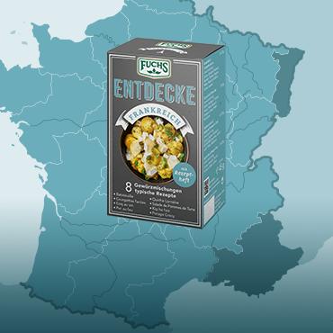 Entdecke-Set Frankreich