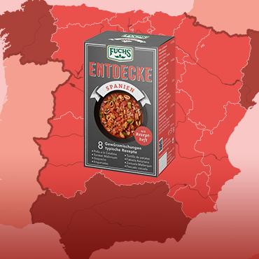 Entdecke-Set Spanien