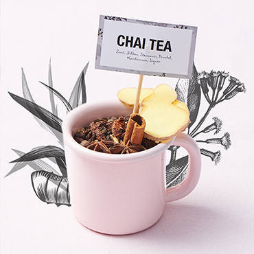Chai-Tee-Mischung