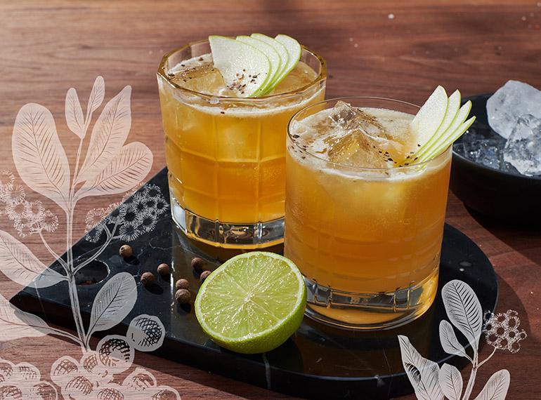 Cocktail mit Craftbeer