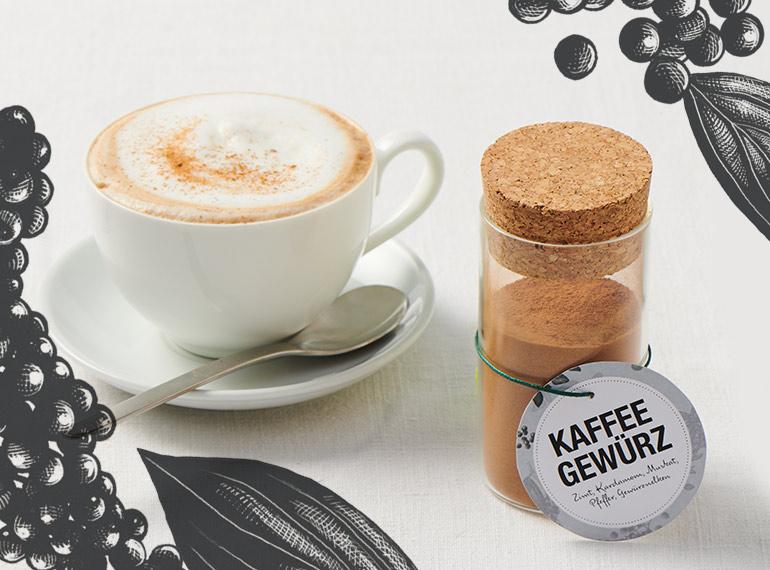 Kaffeegewürz