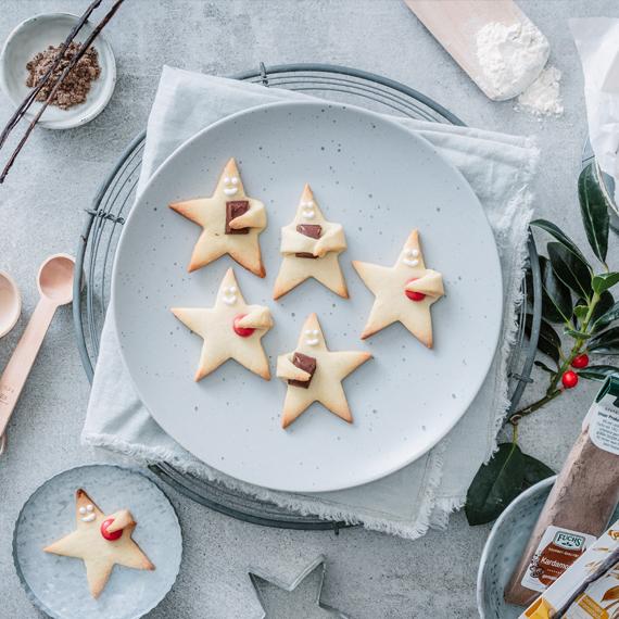 Cookies Sterne