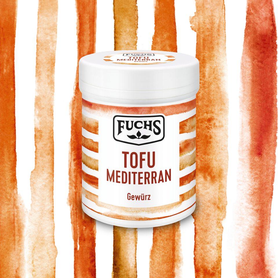 Tofu Gewürz mediterran